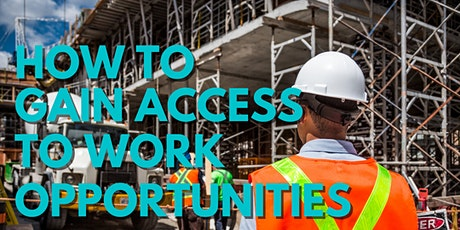 Learn how to gain access to work opportunities across Gippsland! tickets