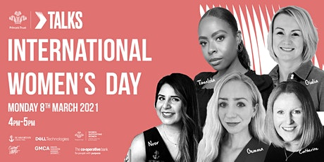 Prince's Trust Talks :  International Women's Day tickets