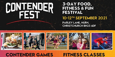 Contender Fest tickets