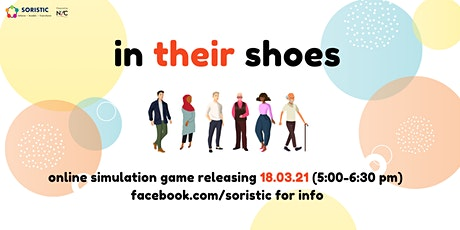 In Their Shoes: Game Release tickets