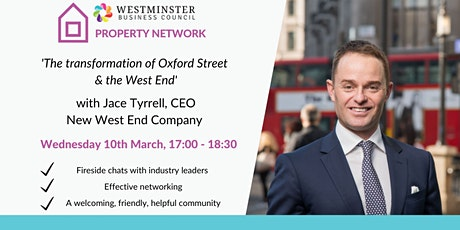 Westminster Business Council Property Network tickets