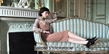 MONI AVATAR X IMONI STOCKHOLM- PARIS DIGITAL FASHION WEEK tickets