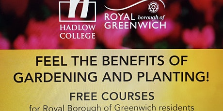 Introduction to Horticulture – Gardening for Wildlife- Half day (online) tickets