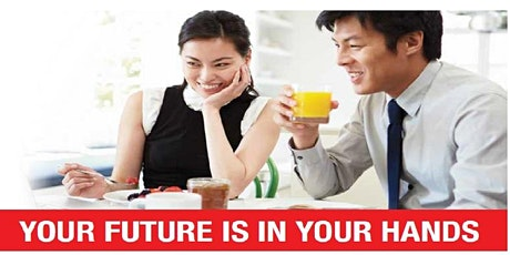 YOUR FUTURE IS IN YOUR HANDS tickets
