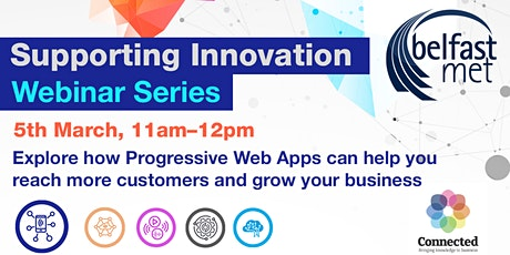 Explore how Progressive Web Apps can help you reach more Customers tickets