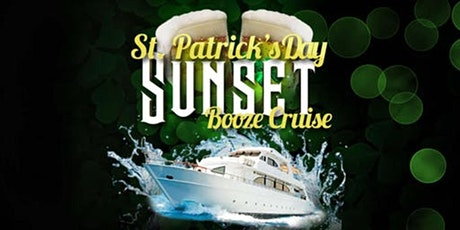 St Patrick's Day Sunset Cruise tickets
