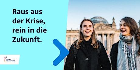 Infoveranstaltung #UpdateDeutschland Tickets