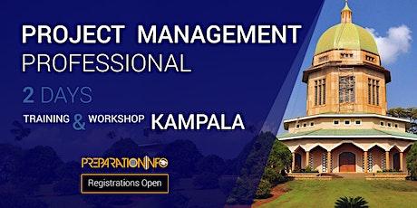 PMP Classroom Training and Program in Kampala, Uganda tickets
