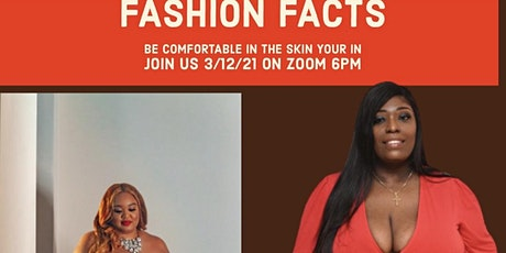 Fashion Facts Plus Size Edition tickets