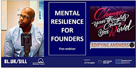 Mental Resilience for Founders (Part 2) tickets
