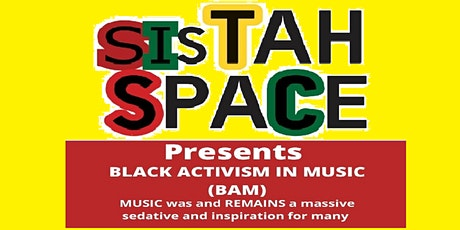 SISTAH SPACE PRESENTS tickets