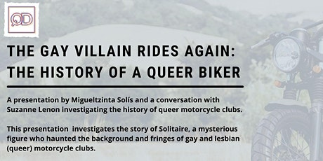 The Gay Villain Rides Again: The History of a Queer Biker tickets