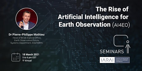 The Rise of Artificial Intelligence for Earth Observation (AI4EO) tickets