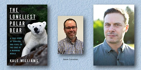 A Conversation about Climate Change: Meet Kale Williams and Jason Cervenec! tickets
