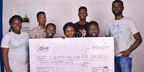 Win up to NGN500,000 as an Audience in the SE! Learning Competition tickets