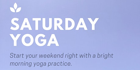 Art of Yoga - A Morning Flow Community Yoga Session in Inner West Sydney tickets