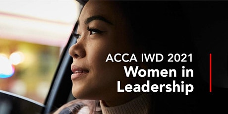 Women in Leadership - Leading Through Disruptive Times tickets