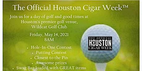 HOUSTON CIGAR WEEK Golf Tournament tickets