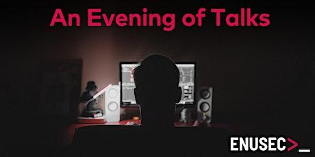 An Evening of Talks tickets