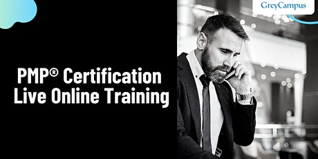 PMP® Certification Live Online Training in San Francisco tickets