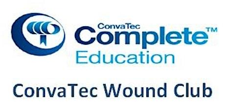 Convatec Wound Club - Patient Self Management tickets