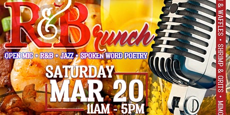 Elite Kulture Open Mic R&B Brunch tickets