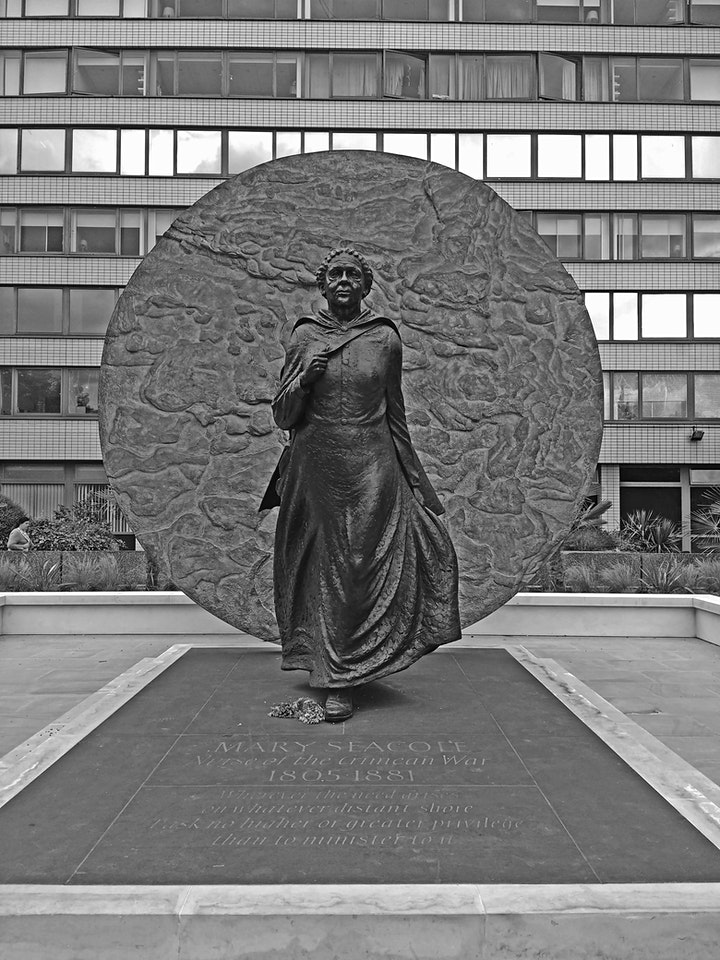 The Marvellous Adventures of Mary Seacole Book Launch & Talk image