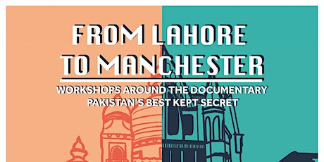 Lahore to Manchester 2nd Panel Discussion tickets
