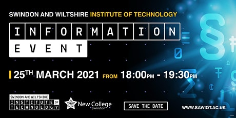 IoT Information Evening - Thurs 25 March 6.00pm tickets