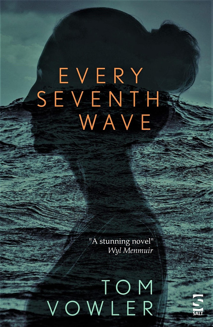 Book Launch: Every Seventh Wave image