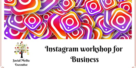 Instagram Online Workshop - How to effectively use Instagram for business tickets