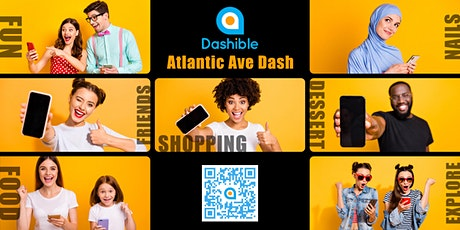 Atlantic Ave Dash - Eating, Shopping, Self-Care & More - SHOP LOCAL & SAVE tickets