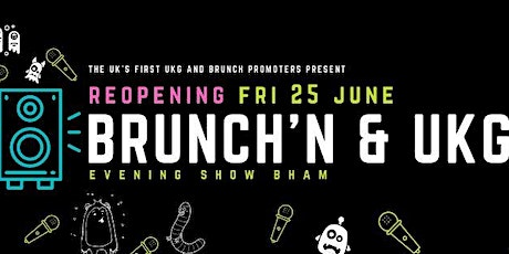 Brunch UKG Opening Party tickets