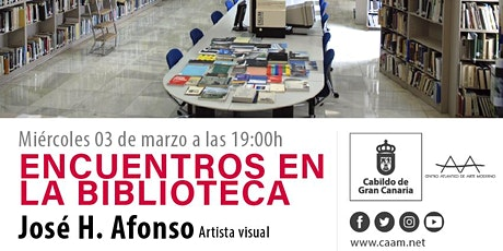 Encuentros en la Biblioteca con José H. Afonso entradas