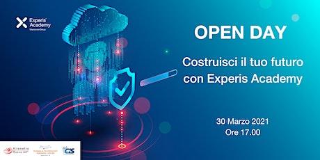 """Open Day """"Costruisci il tuo futuro con Experis Academy """" biglietti"""