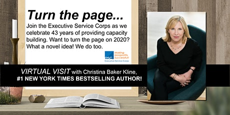 Turn the Page with the Executive Service Corps tickets