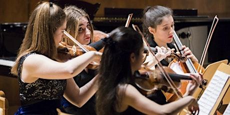 Concierto Extraordinario Ciclo Da Camera. Escuela Reina Sofía entradas