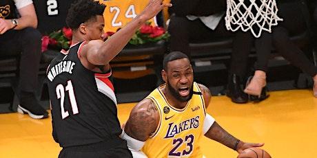 LIVE@!!..@ Portland Trail Blazers v Los Angeles Lakers LIVE ON NBA 2021 tickets