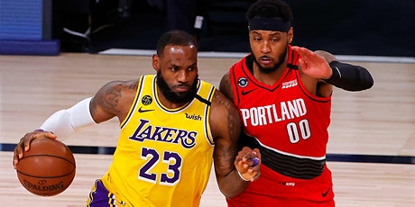 ONLINE-StrEams@!. Portland Trail Blazers v Los Angeles Lakers LIVE ON NBA tickets
