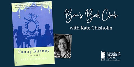 Ben's Book Club: 'Fanny Burney: Her Life' by Kate Chisholm tickets