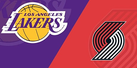 StrEams@!.MaTch Portland Trail Blazers v Los Angeles Lakers LIVE ON NBA tickets