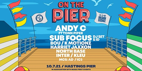 On The Pier UK - Andy C & Sub Focus tickets