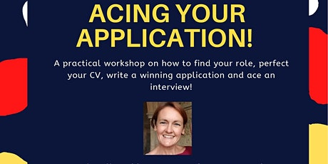 'Acing your Application' tickets