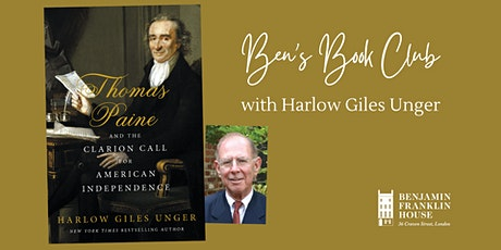 Ben's Book Club: 'Thomas Paine...' by Harlow Giles Unger entradas