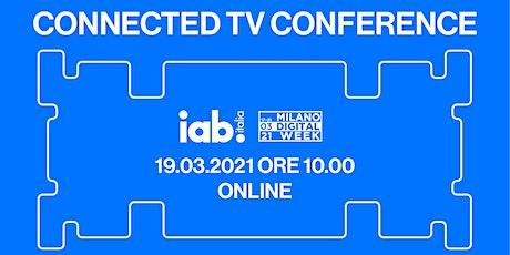 IAB Connected TV Conference biglietti