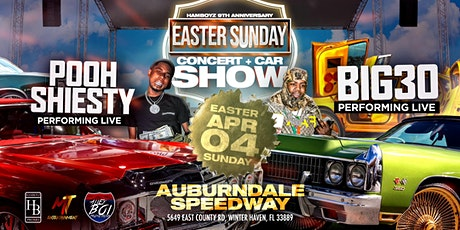 Easter Sunday Concert & Car Show tickets