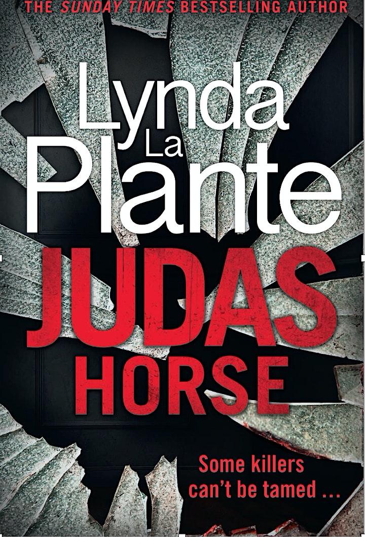 A date with Lynda La Plante image