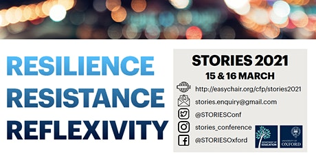STORIES Conference 2021 tickets