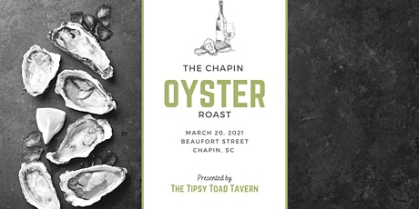 The Chapin Oyster Roast tickets