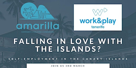 On-site Workshop - Self-employment in the Canary Islands tickets